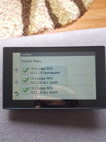 Sistem de navigatie Garmin DriveSmart 50 LMT-D