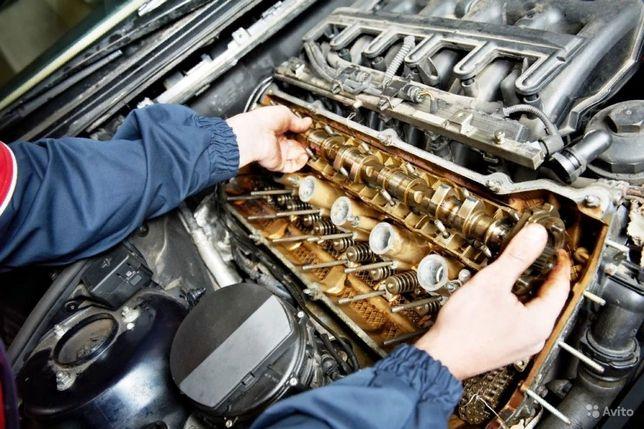 Ремонт двигателя,ходовки,СТО,замена масла АКПП, чистка печек.