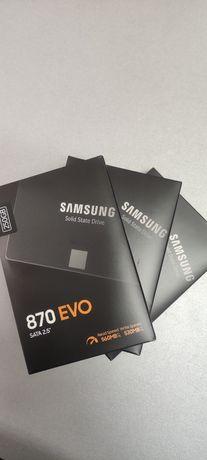 "SSD 250 Gb Samsung 870 EVO, 2.5"", SATA III"