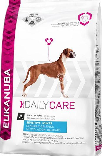 Eukanuba Sensitive Joints Daily Care 12.5кг All Breeds / Храна за Куче гр. Пловдив - image 1