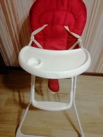 Кухонный детский стульчик