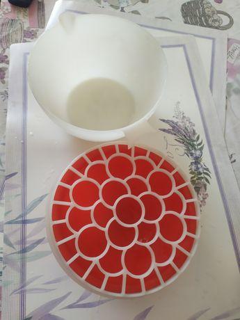 Крышки силиконовые на кружку, соковыжималка, чистилка для граната