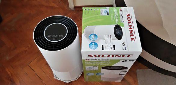 Пречиствател за въздух SOEHNLE Airfresh Clean 500, Бял + Филтър
