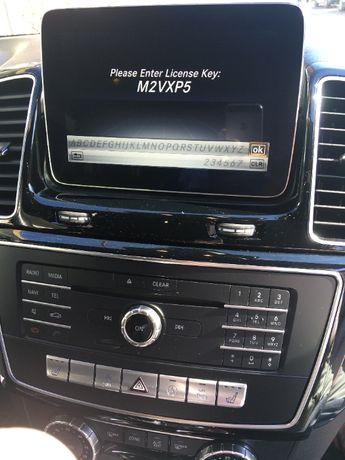 Пин Код Навигация Mercedes NTG3.5 NTG4.5/4.7 NTG5.1/5.2 NTG6 Pin Code