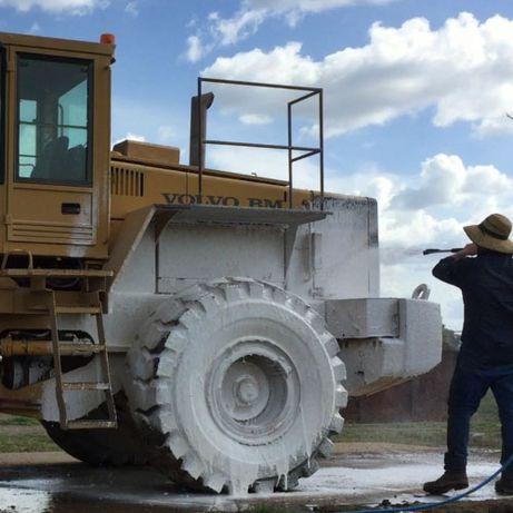 Spuma activa camioane 24kg.Spuma activa utilaje.Groasa BIO 1L+100Lapa