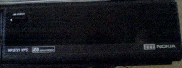 видео рекордер Nokia ITT рекордер VHS касети с тунер 190.00