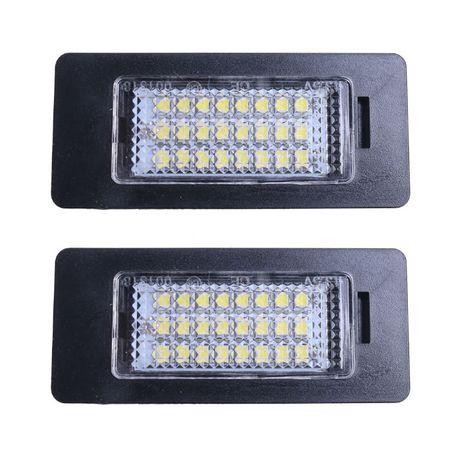 LED плафони регистрационен номер БМВ BMW E39 E60 E90 F10 F11 X1 X5 X6