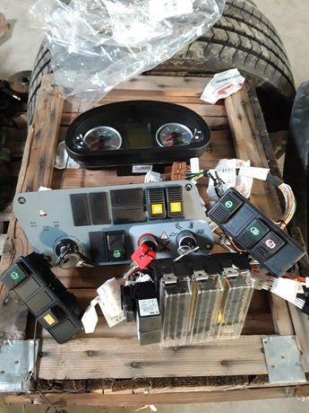 Ceas de bord Dieci instalatie electrica manitou