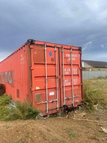 Продаю контейнеры 20-40 футовые в НУР-СУЛТАНе.