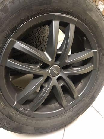 5х120 R18 BMW X5 гуми с джанти