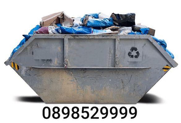 Предлагам контейнери за битови и строителни отпадъци.