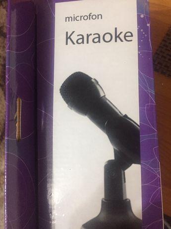 Microfon karaoche