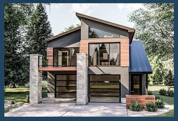 Сглобяеми къщи - проект 140м2. Етап: Груб Строеж. Преместваеми къщи