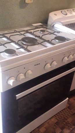 Продам газовую плиту духовка электрическая