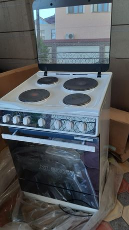 4х комфорная электро плита, качество люкс
