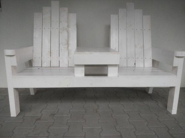 Banca 2 scaune și măsuță