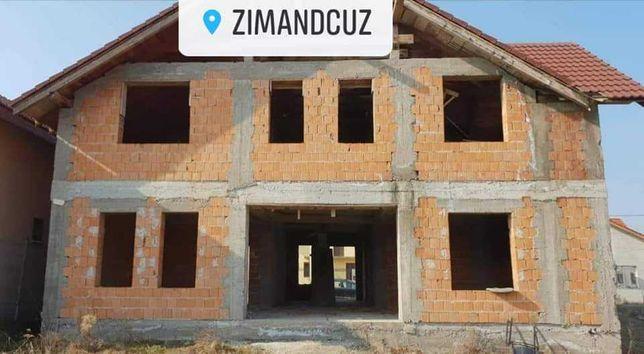 Vand Casa la rosu in Zimandcuz