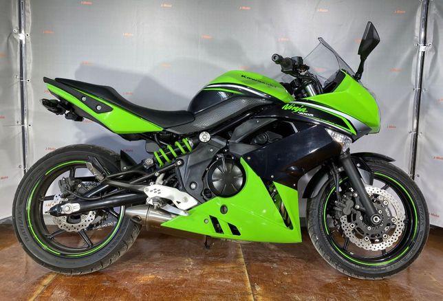 Мотоцикл Kawasaki Ninja 400 (Рассрочка, Доставка по Казахстану)