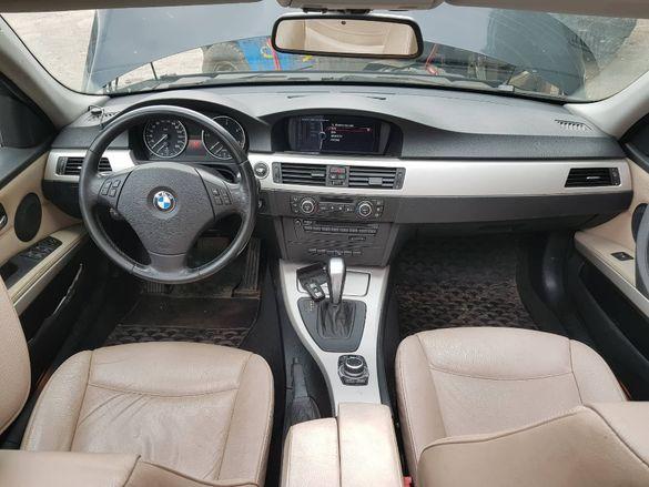 BMW Е91 320XD 177к.с. FACELIFT автоматик , bixenon, active drive НА ЧА
