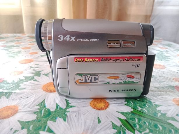 Видео камера JVS 34x zoom
