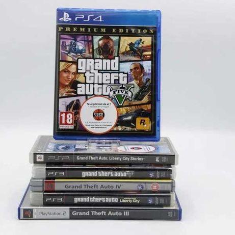 GTA 5 / Grand Theft Auto V   Jocuri PS4, PS3, PS2, Xbox ONE, Xbox 360