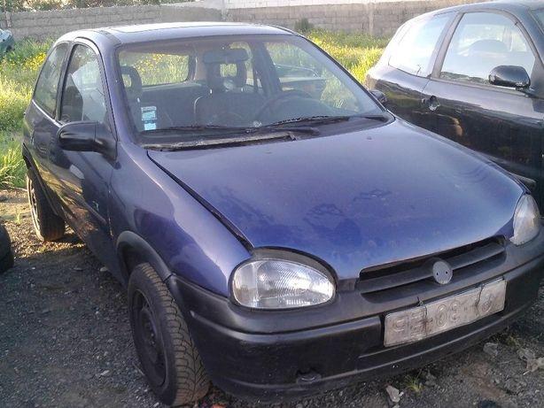 Dezmembrez Opel Corsa B 1.0 1.2 benzina x10xe x12xe