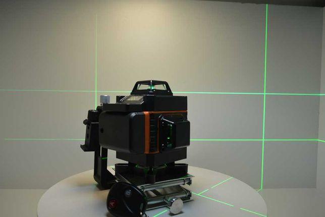 Superoferta  Nivela raza kkamoon profesionala Laser 4D 16 linii verde