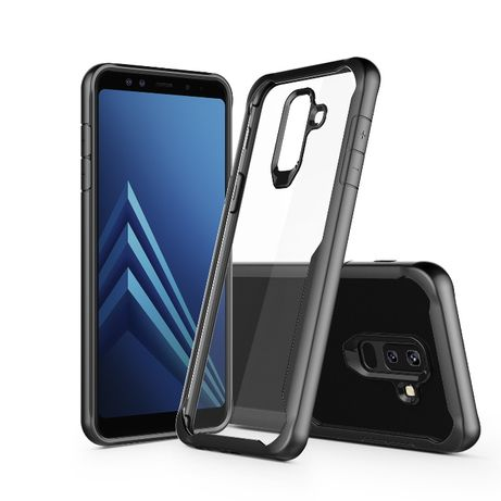 Husa Samsung A6 Plus 2018, silicon, policarbonat,protectie 360, CaseMe