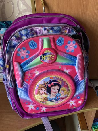 Продаю школьный рюкзак для девочки