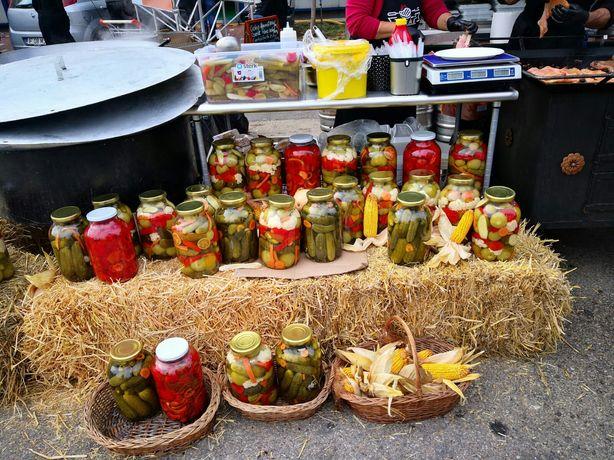 vând gogosari in otet