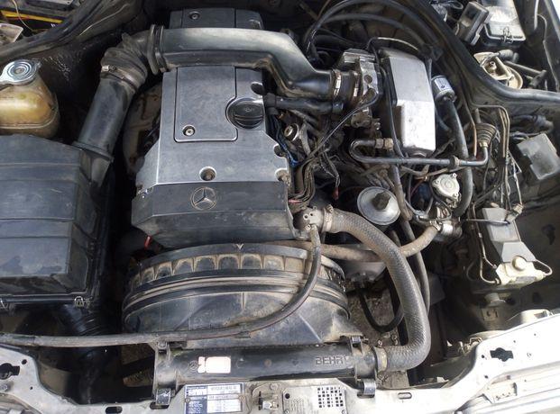 Мерседес 124 мотор 111
