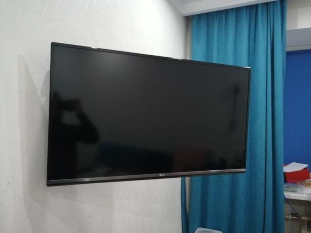 Установка телевизоров