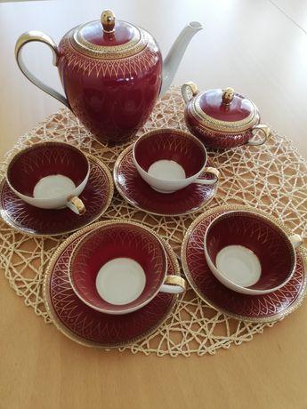 Баварски порцелан Johan Seltman от 1960г.-сервиз за кафе