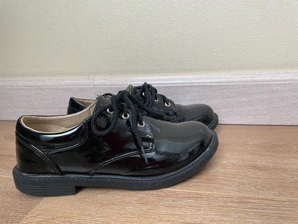 Туфли ботинки размер 32 по стельке 21см, идеальное состочние
