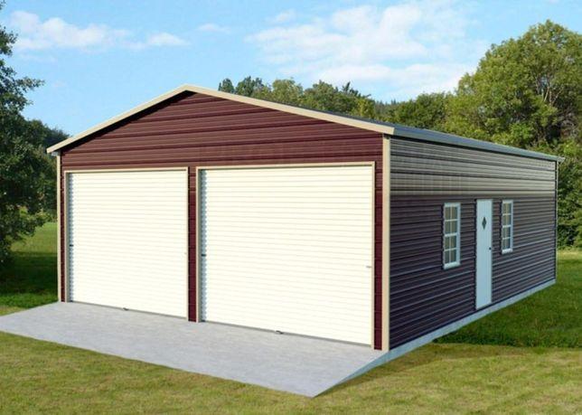 Vând garaj dublu dimensiune 6 pe 7 Pentru detalii sunați