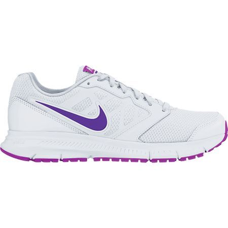 Pantofi alergare Nike Downshifter 6 pentru femei White/Purple