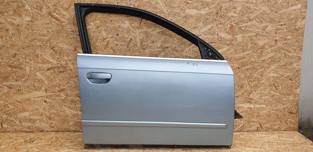 Ușă/Portieră/Macara/Geam față dreapta Audi A4B7, cod culoare LY5J