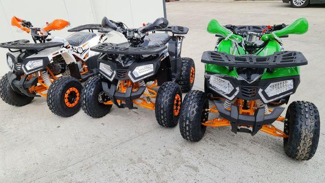 ATV HUMMER -SPYDER - BMW ,125cc nou 2021, Adulti si Copii Fara Permis