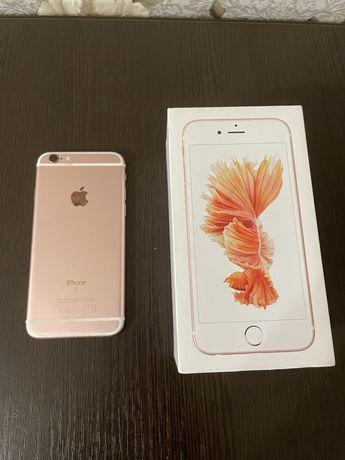 iPhone 6s 32 гб, б/у
