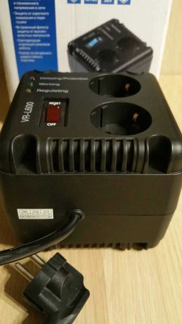 Стабилизатор напряжения SVEN VR-l 600
