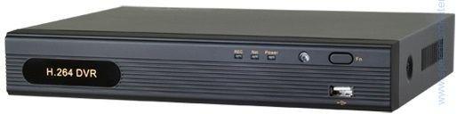 4-канално цифрово записващо устройство