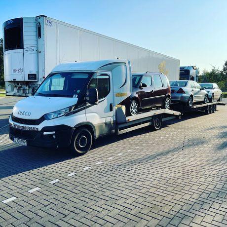 Lucuri libere platforma Transport Masini Auto Germania Romania