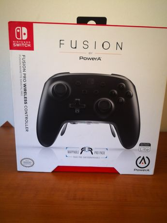 Controler wireless PowerA Fusion Pro pentru Nintendo