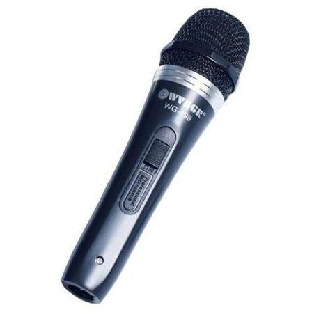 Microfon profesional , model cardioid ,sistemul anti-soc incorporat