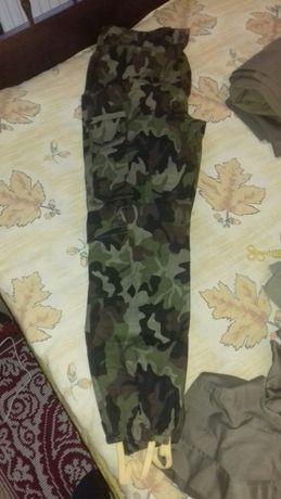 Pantaloni militari mozaic
