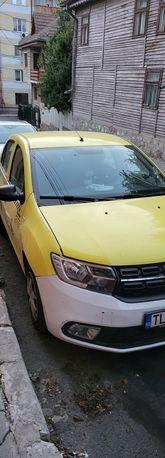 societate profil taxi cu 1 masina dacia logan 2019 licenta va
