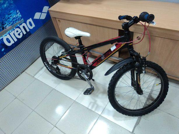 не новый детский велосипед на ребёнка 6-8 лет MERIDA, м-ль Dakar 20.