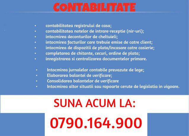 Servicii Contabile si infiintare SRL/ PFA/II – CRAIOVA
