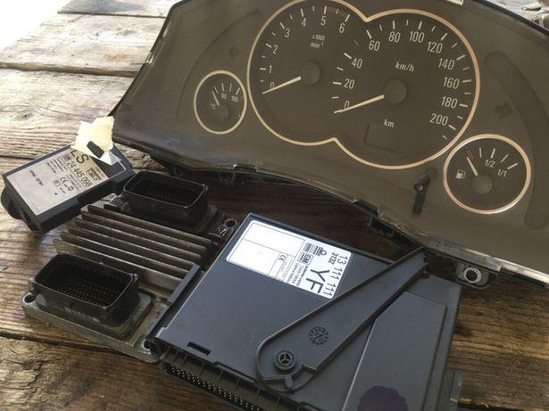 Kit complet pornire opel meriva diesel 1,7 dti