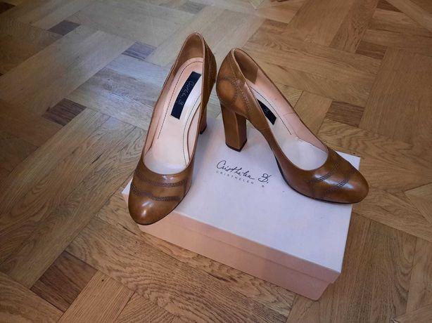 Pantofi piele Musette nr 38
